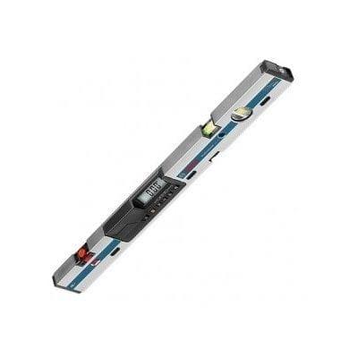 פלס אלומיניום דיגיטלי + לייזר בוש BOSCH GIM 60L
