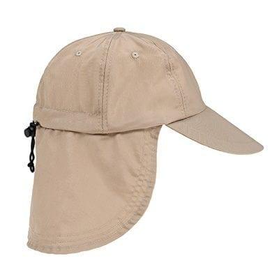 כובע עבודה מוגן צוואר