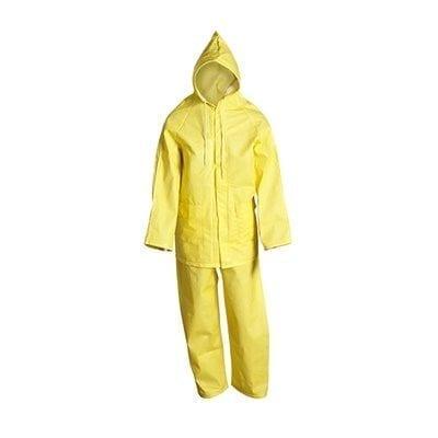 חליפת סערה – צהוב