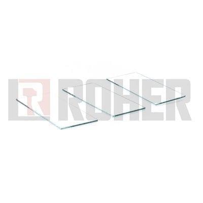 סט 3 זכוכיות למסכת ריתוך שקוף ROHER-TOOLS