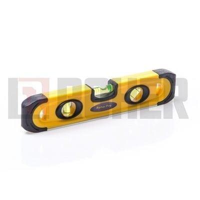 """פלס מגנטי """"9 228 מ""""מ צהוב ROHER-TOOLS"""