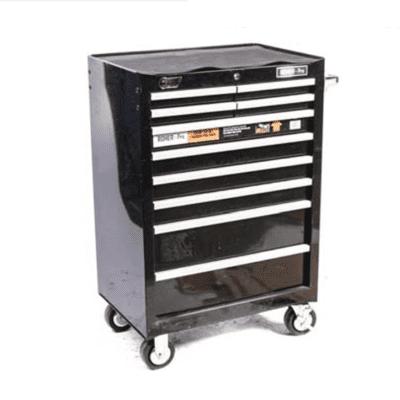 עגלת כלים מקצועית משופרת 10 מגירות ROHER PRO