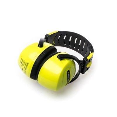 אוזניות מגן נגד רעש עם תקן, רמת הנחתה  DELTA PLUS 33db