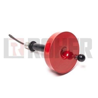 מכשיר ידני לניקוי צינורות ביוב ROHER-TOOLS SP-HB16D8mm X 7.5m