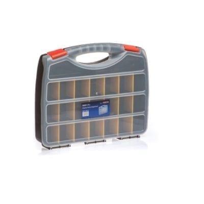 ארגונית פלסטיק 22 תאים 21 תאים מודולריים ROHER-TOOLS