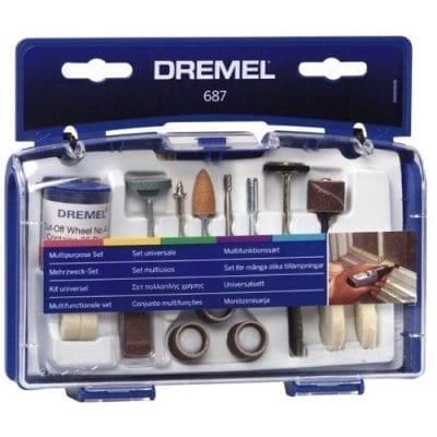 סט כללי 52 יחידות – 687 דרמל DREMEL