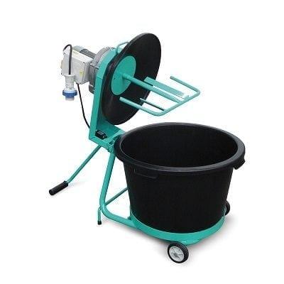 מערבל דבק מקצועי 56 ליטר תוצרת איטליה IMER MIX60P