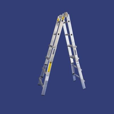 סולם אלומיניום טלסקופי – מקצוענים סולמות חגית