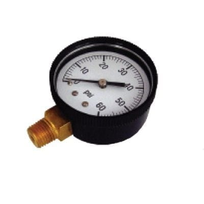שעון לחץ הברגה 1/4 תחתונה MHM