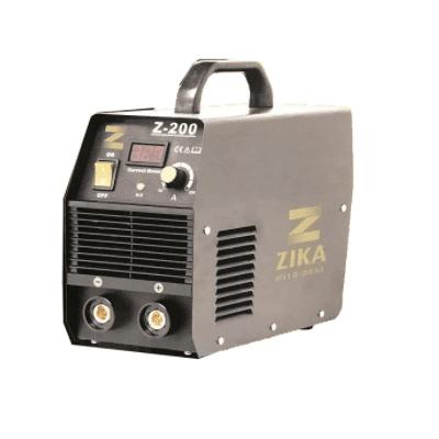 רתכת אלקטרונית זיקה צג דיגיטלי 160A + מסכה אלקטרונית ZIKA