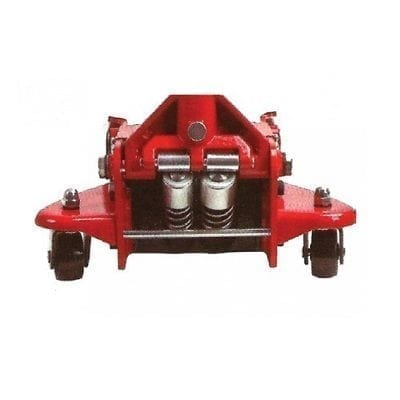 ג'ק גלגלים 3 טון עם משאבה כפולה KARNAF