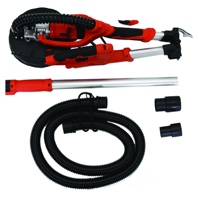 מלטשת חשמלית לקירות מקצועית ואיכותית מדגם SANDER 230FHC במזוודה TARGET