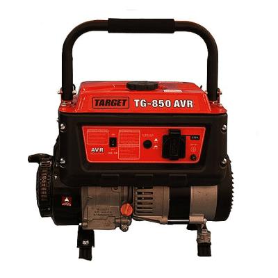 גנרטור בנזין קומפקטי 800w כולל מייצב מתח AVR למאור וכח 4 פעימות TG-850AVR