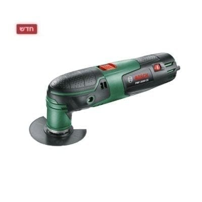 מסור מלטשת רב שימושי בוש BOSCH PMF 2000 CE