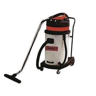 שואב אבק מקצועי איכותי רטוב/יבש 70 ליטר דגם T11803 מבית TARGET