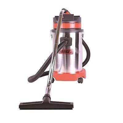 שואב אבק מקצועי איכותי יבש/רטוב נירוסטה 30 ליטר דגם Target T11807