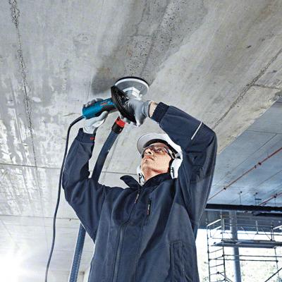 בוש מלטשת בטון BOSCH GBR 15 CA