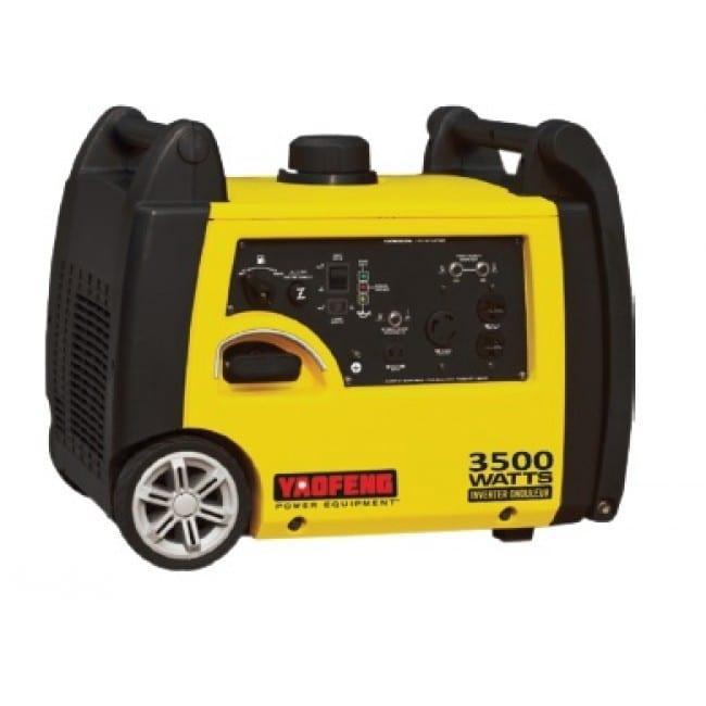 גנרטור FOR FD6700E – דיזל כולל AVR (מייצב מתח)