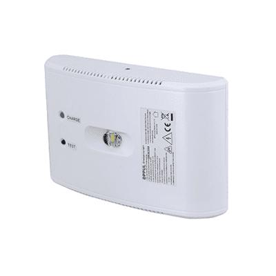 צמוד תקרה חירום לד 3W מאור מלבן SEMICOM