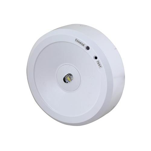 מיוחדים צמוד תקרה חירום לד 3W מאיר עגול SEMICOM - הכל לבית, תאורה, תאורת XJ-61