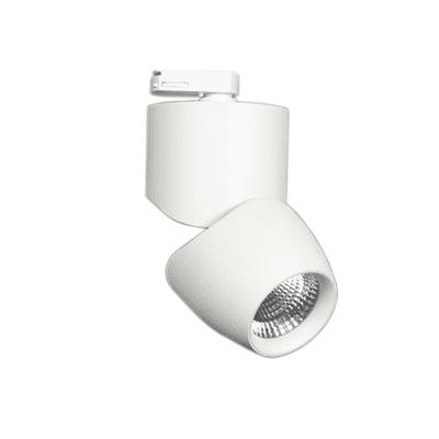 גוף תאורה פס צבירה חד פאזי 20W לבן SEMICOM ORLY