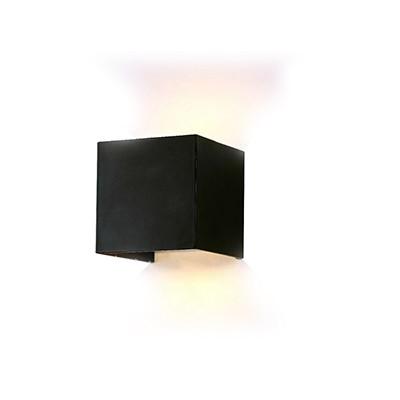 מנורת קיר לד  SEMICOM DL 6W CUBE U/D