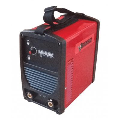 רתכת אינוורטר 200A כולל סט כבלים לאלקטרודות KARNAF 6010