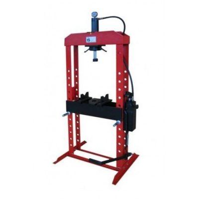 מכבש 15 טון גבוה הידראולי 2 מהירויות בוכנה זזה הפעלה רגלית – MAZZOLA MW15P