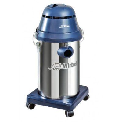 שואב אבק 25 ליטר יבש/רטוב מיכל נירוסטה – WIRBEL WI829