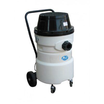 שואב 3 מנועים של 1000W מיכל פלסטיק 55 ליטר יבש/רטוב – C63F
