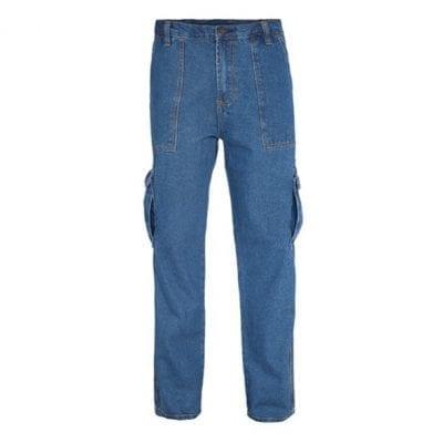 """מכנס דגמ""""ח ג'ינס לייקרה SIGNET"""