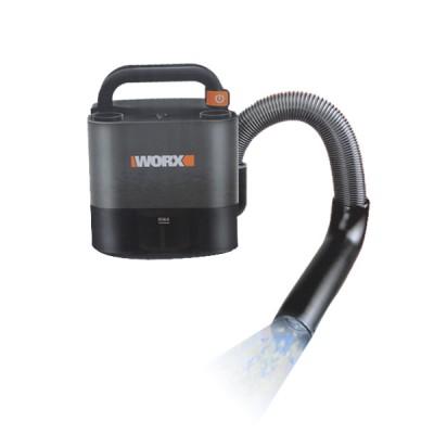 מכשיר שטיפה בלחץ 20V + שואב אבק 20V כולל 2 סוללות ומטען